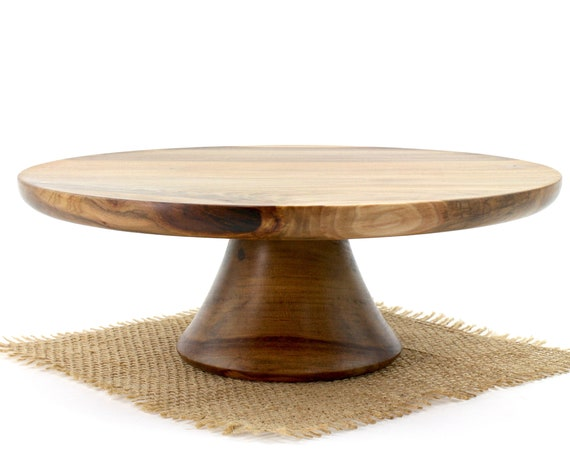 Cake Stand/Cupcake Stand - Wood Expressions