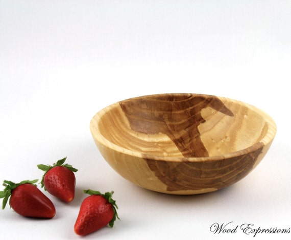 Wooden Ash Bowl Hand Turned