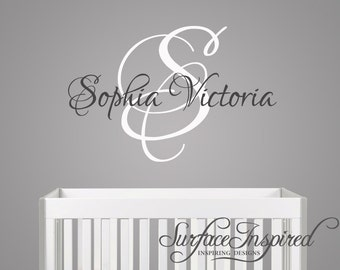 baby room decals etsy rh etsy com Master Bedroom Wall Decals Inspirational Wall Decals