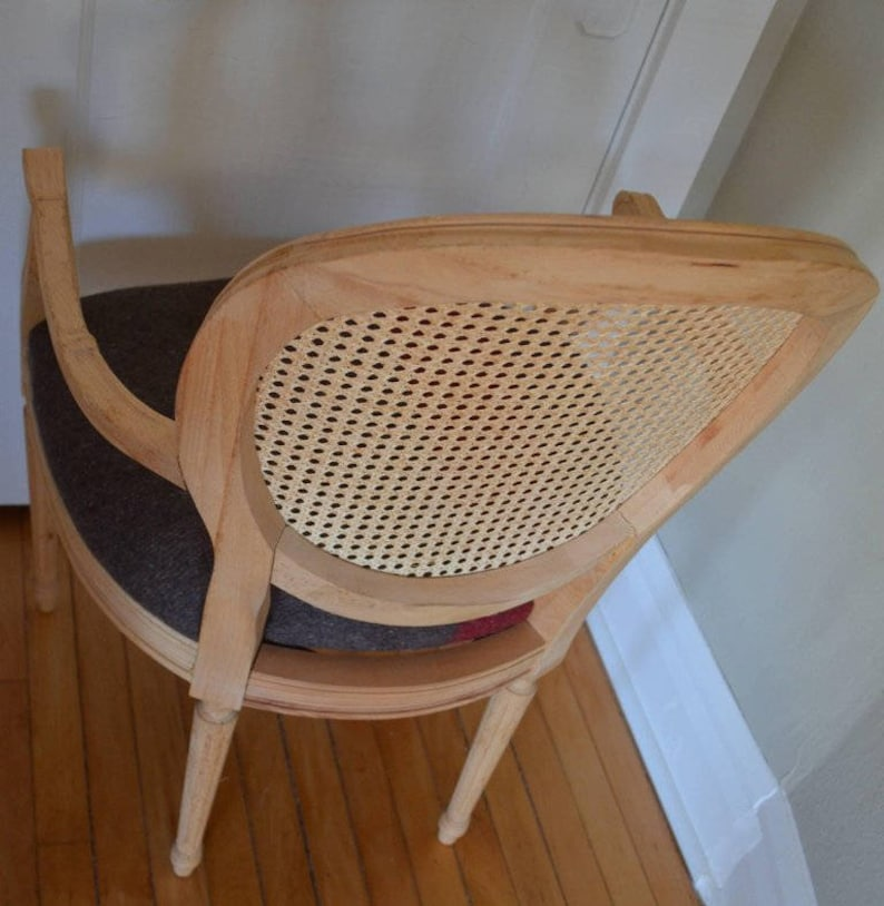 Dining Chair in French Country Style for Home or Office
