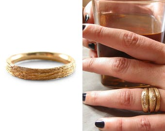 Sustainable Wedding Rings Made In San By Sharonzimmerman