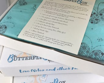 The Butterfly Box Stationery and Other Fun Stuff