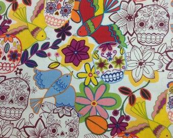 CALAVERAS ALEGRES - Alexander Henry 1 Yard Fabric
