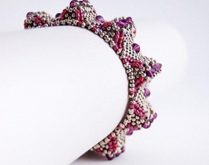 Beaded Jewellery - Gearing Bracelet