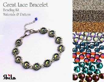 Bracelet Beading Kit No. #42