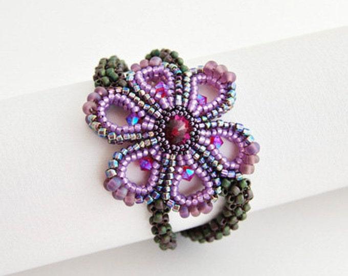 Marguerite/purple