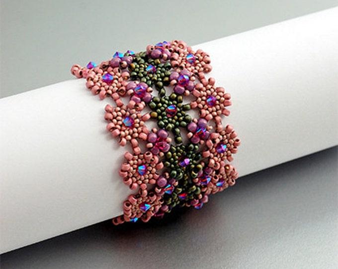 Fancy Flower Bracelet