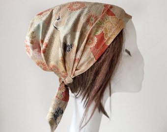 1bd2fa92e6c Japanese kimono Fabric head covering