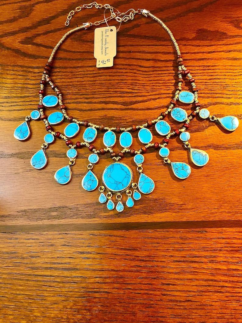 Afghani Kuchi Necklace