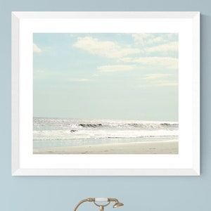 English Coastline Wall Art Beach Gifts Mounted Image Artwork Coastal British Picture Nautical Home Decor