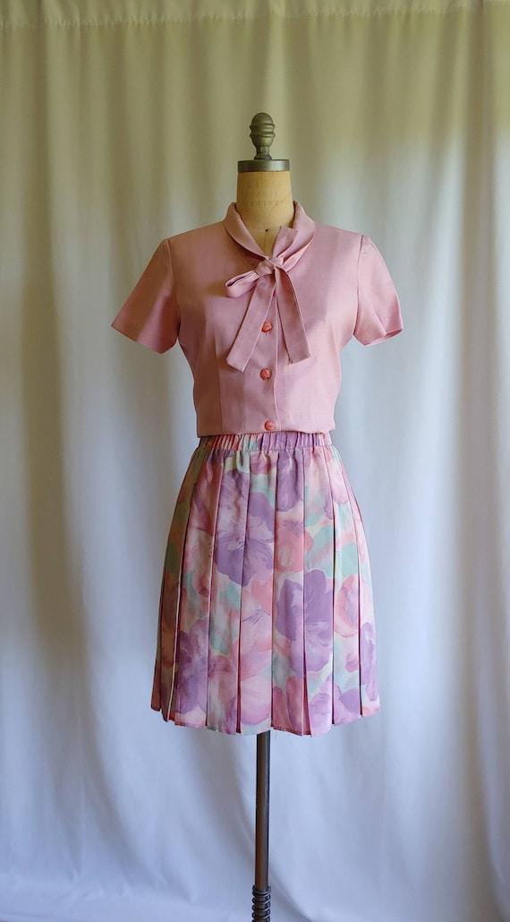 Vintage 60s Dorothy Perkins Skirt - 28-32 inch wai