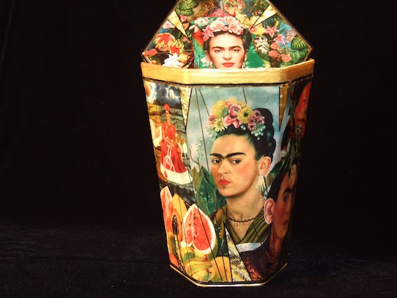 Frida Kahlo Decorative Box