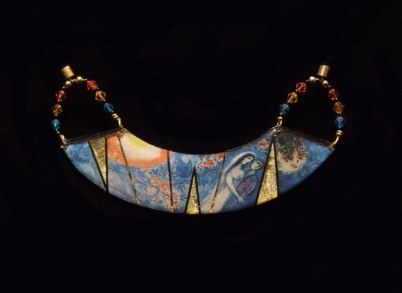 La Branche- Chagall U Collar Necklace