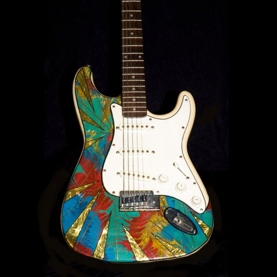 Jimi Hendrix Electric Guitar