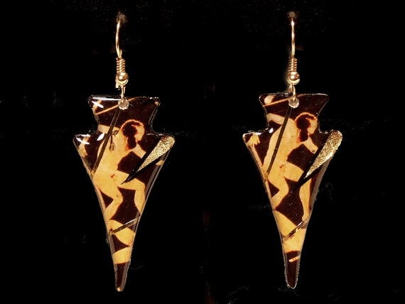 Arrow shaped Earrings
