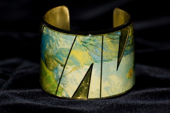 Monet Medium Cuff bracelet