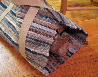 Wood Stove Fireplace Tools, Firewood Carrier, Log Bag Rustic Fire Wood Log Carrier Wood Tote Bag, Artisan Handmade Home Accessory, Gift Idea