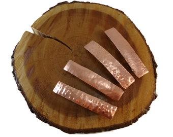 Copper Barrettes