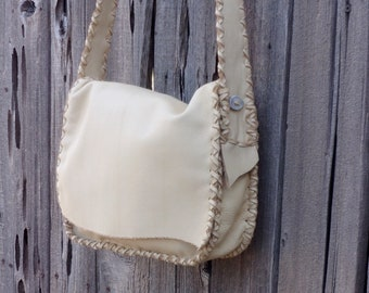 Summer shoulder bag , light shoulder bag , handmade handbag , crossbody purse , everyday handbag , womens fashion leather handbag ,