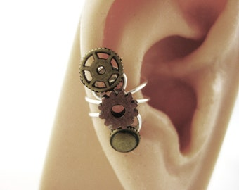 EAR CUFFS / GAUGES
