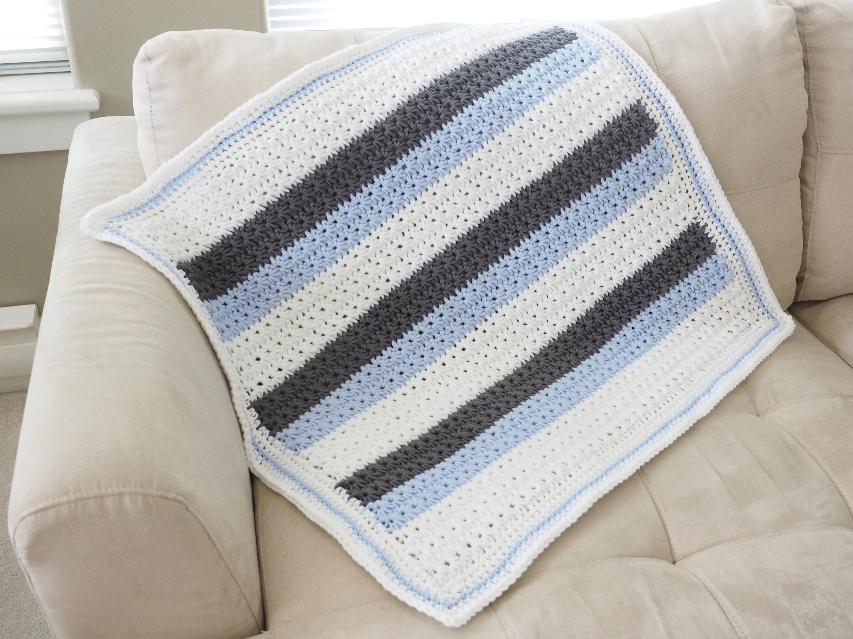 Baby Blanket Crochet Pattern Baby Afghan Pattern Crochet Etsy