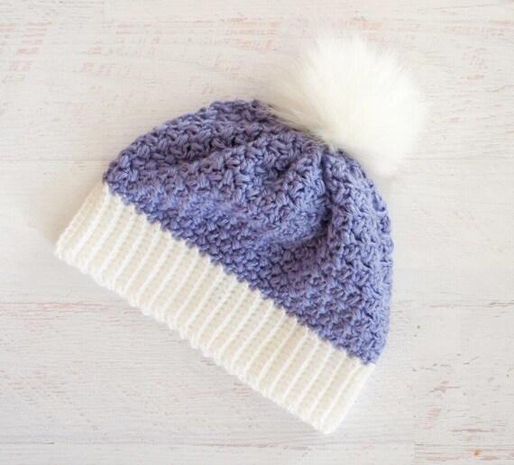 Crochet Hat Pattern Womens Beanie Crochet Pattern Etsy