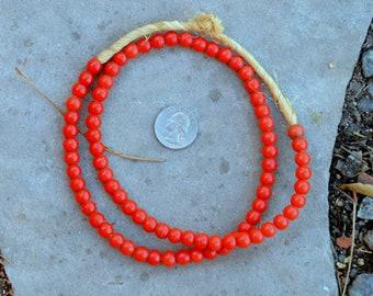 Antique Prosser Padre Beads 2 Strands
