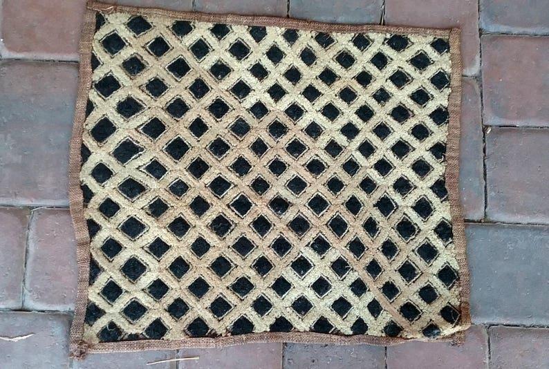 20x23 Kuba Cloth Panel