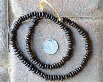 Ghana Coffee Bean Beads