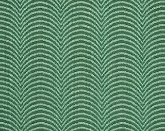 3 Yds Min Schumacher Mini Burchetts 2 Colors Pink Sea Glass Linen Cotton Nylon Upholstery Drapery Fabric