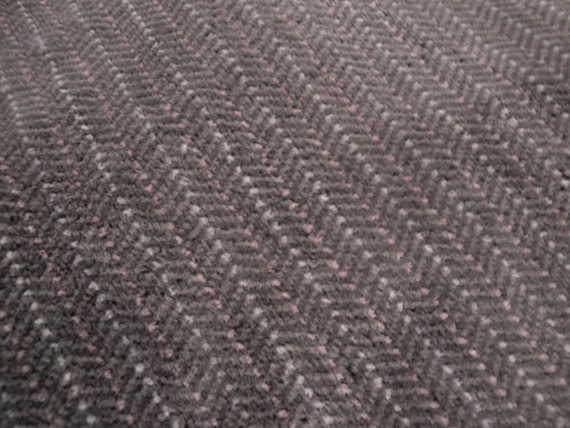 Classic 54 Wide Grey Gray Chenille Plum Fabric Etsy
