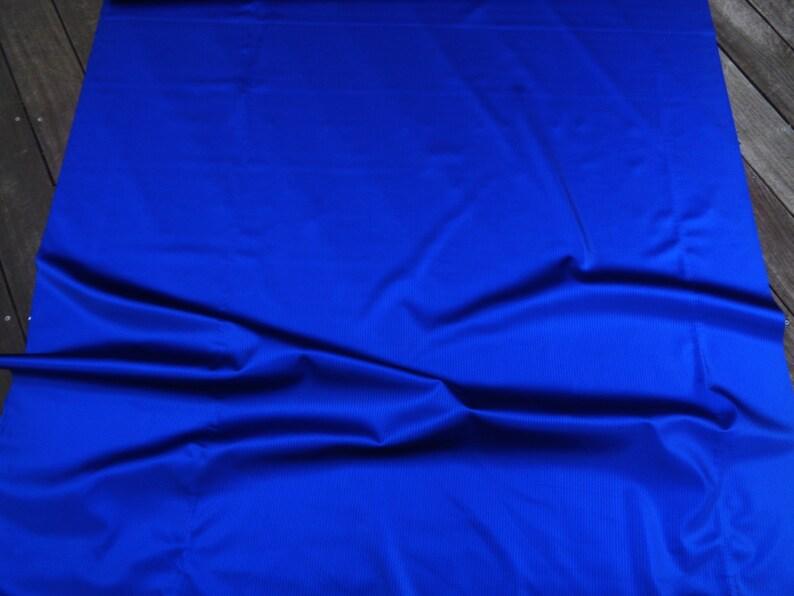 Sedie Blu Elettrico : 1.75 iarde di 55 lusso ampia elettrico blu con strisce etsy