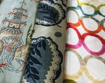 Custom Made to Order Handmade Pillow Cover Table Runner Bed Scarf