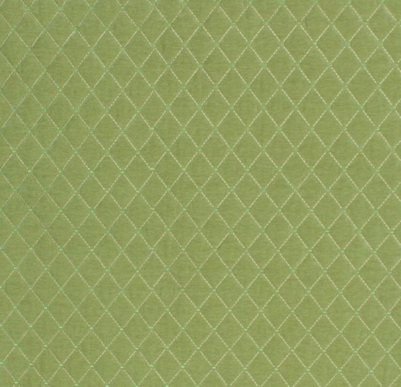 FREE US SHIP 54\u201d Wide Quilted Velvet Upholstery Fabric Navy Blue Aqua Turquoise Green Gray for Furniture Pillow IL10