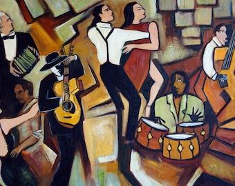 Sueños de Tango poster