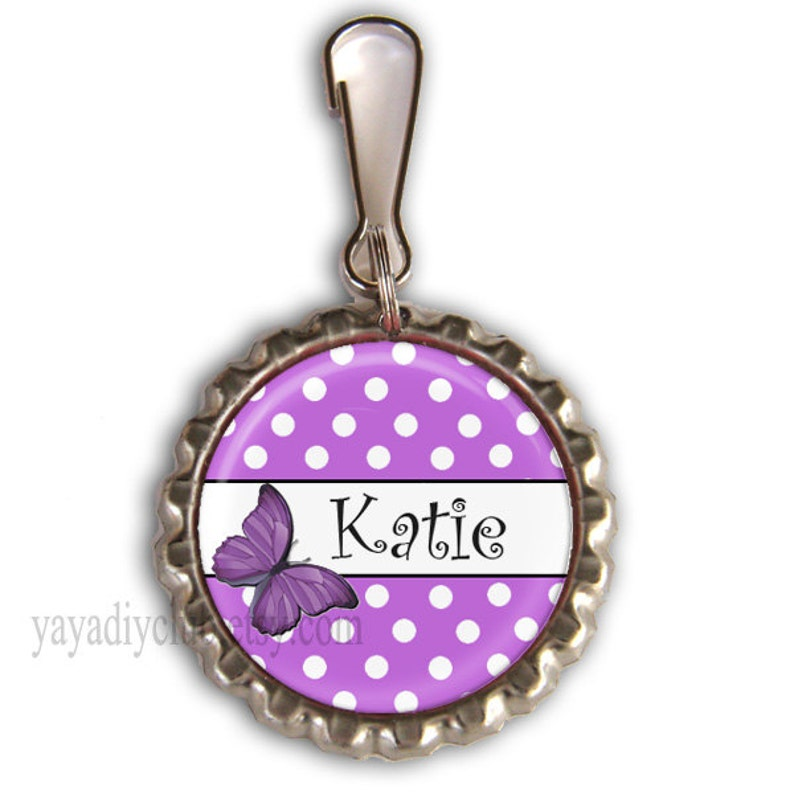 Back to school Party Favors Personalized Zipper image 0