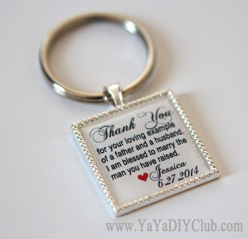 Father of groom gift father in law wedding gift for father in image 0
