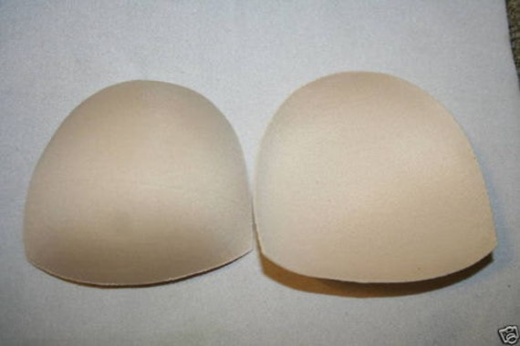 21b2e22154 1 pair size A B C D Dd nude Foam bra cup shields