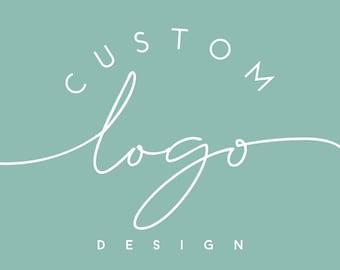 Custom Logo Design - custom logo, graphic design, professional logo, logo designer, small business, logo, shop logo