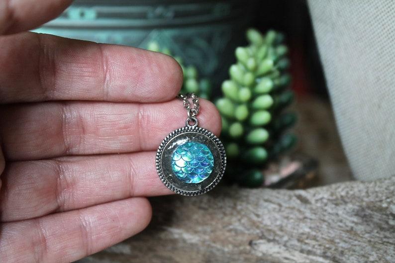 SALE  Mermaid Scales Necklace Summer Fashion Blue Mermaid /& Pyrite Jewelry Mermaid Jewelry Hawaiian Jewelry Mermaid Necklace
