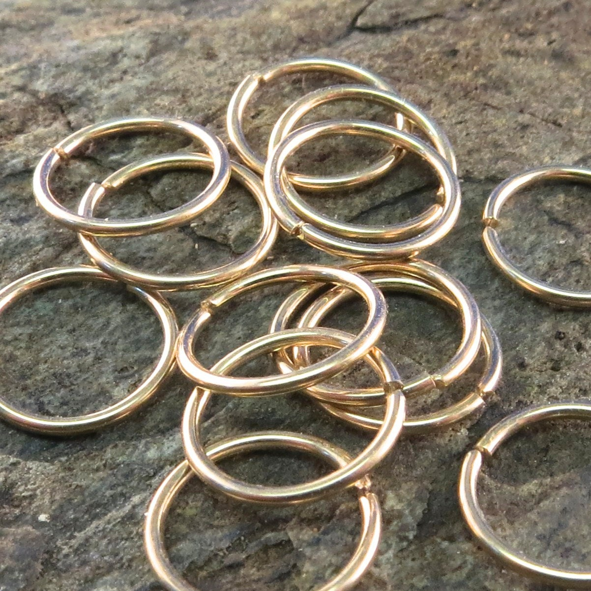 Cartilage Ring Gold Nose Ring 20g Nose Hoop Septum Hoop Cartilage Hoop Helix Conch Sterling Silver Niobium No 00e278