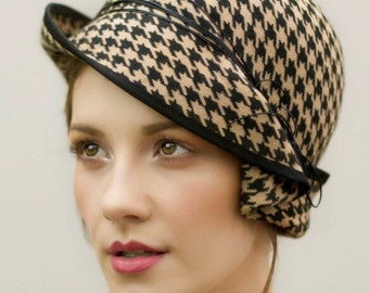 c17b343e022 The Charis Felt Cloche Hat