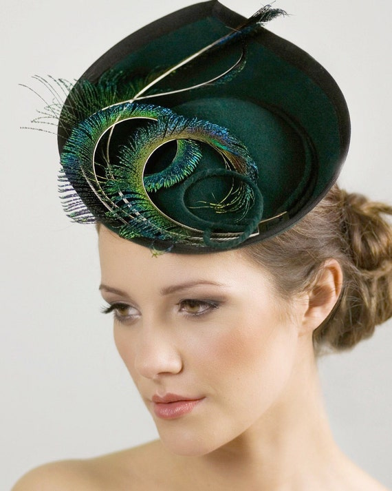 7daad5f5242da Hat for the Races Ladies Day Saucer Hat for Women Wedding