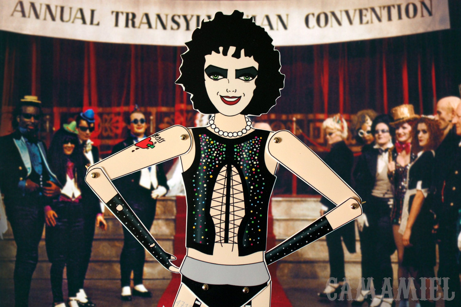 dr frank n furter the rocky horror picture show tim curry