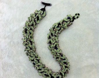 Christmas Lei Necklace