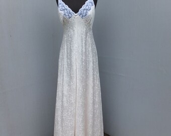 e4fb2c3ad Vintage Miss Dior Robe Gown