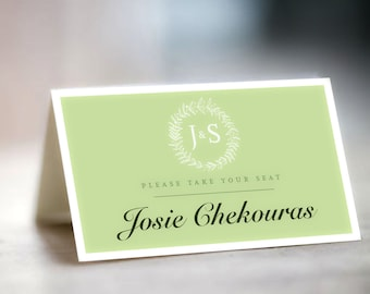 JOSIE Place Cards, Escort Cards, Table Cards, Name Cards, Table Signs, Blush Ivory Lace Inspired Cards, Matching Cards, Wedding Stationery