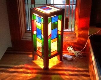 Treehouse Lantern