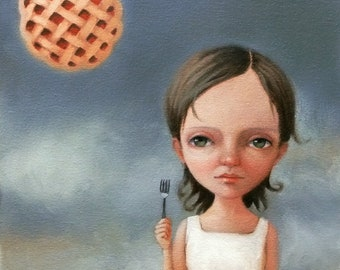 Pie in the Sky Print- 2 sizes available