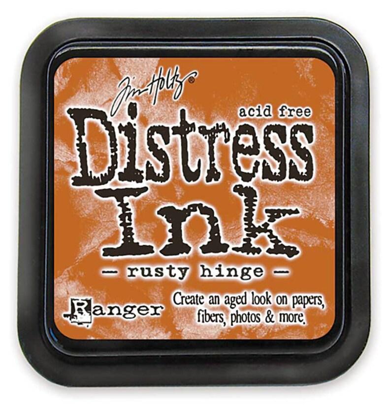 Pumice Stone Full Size Gray Tim Holtz Distress Ink Pad